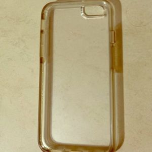 iPhone 6s clear otter box case